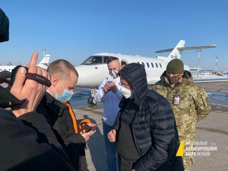 """Бывший первый зам правления """"ПриватБанка"""" Яценко, которому не дали улететь в Вену, задержан за растрату средств банка"""