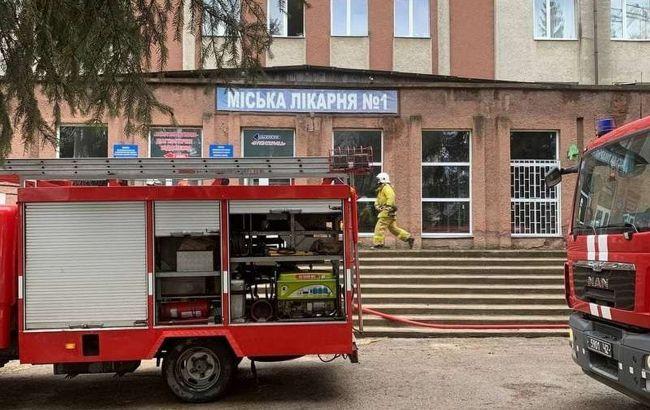 В Черновцах произошел взрыв в COVID-больнице, есть погибший