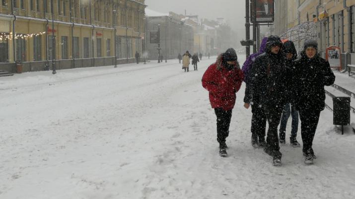 Февральские морозы и снегопады в Украине вызвали неизученные процессы в Арктике, – синоптик