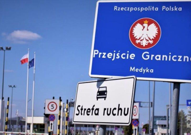 Больше 100 человек с поддельными разрешениями на работу. На украино-польской границе задержали самую большую группу с фальшивыми документами