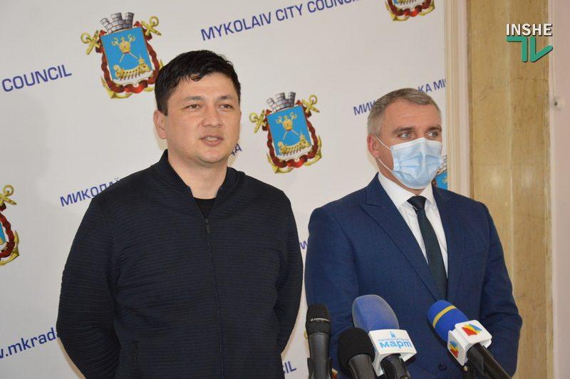 «Это яркое свидетельство движения в правильном направлении», — председатель ОГА Виталий Ким о подписании Меморандума мэров с «Нафтогазом» (ВИДЕО)