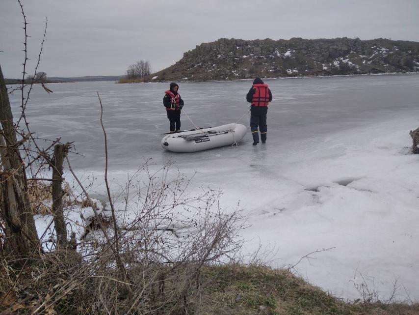 Николаевские спасатели ищут рыбаков, пропавших на Южном Буге (ФОТО) 1