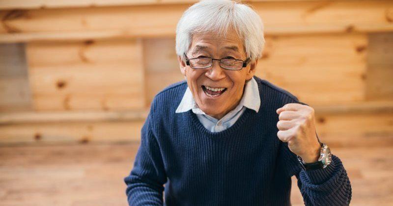 Пожилому человеку для счастья нужны три вещи.  Как в Японии делают стариков счастливыми