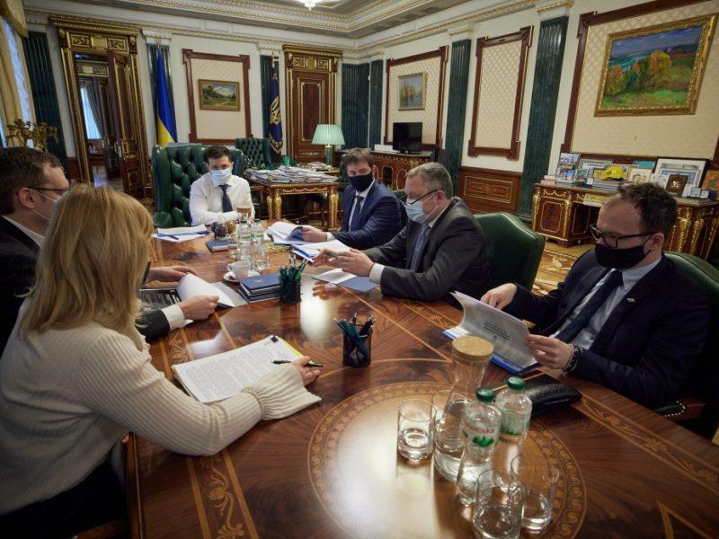 Зеленский назвал судебную систему в Украине самой большой общей проблемой