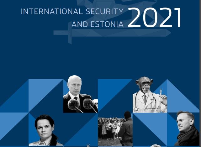 Россия не хочет отказаться от агрессии в отношении Украины – Служба внешней разведки Эстонии