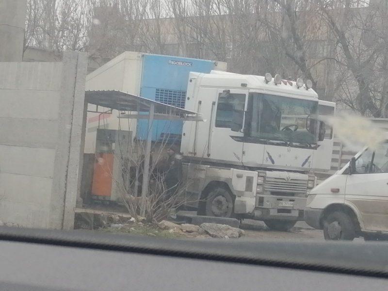 В Николаеве налоговики изъяли 1 тыс. литров дизтоплива, которое продавалось на подпольной АЗС (ФОТО)