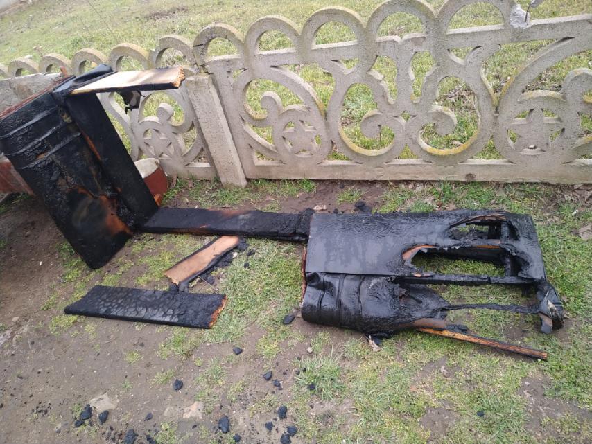 За сутки спасатели Николаевщины трижды тушили пожары в жилом секторе (ФОТО) 1
