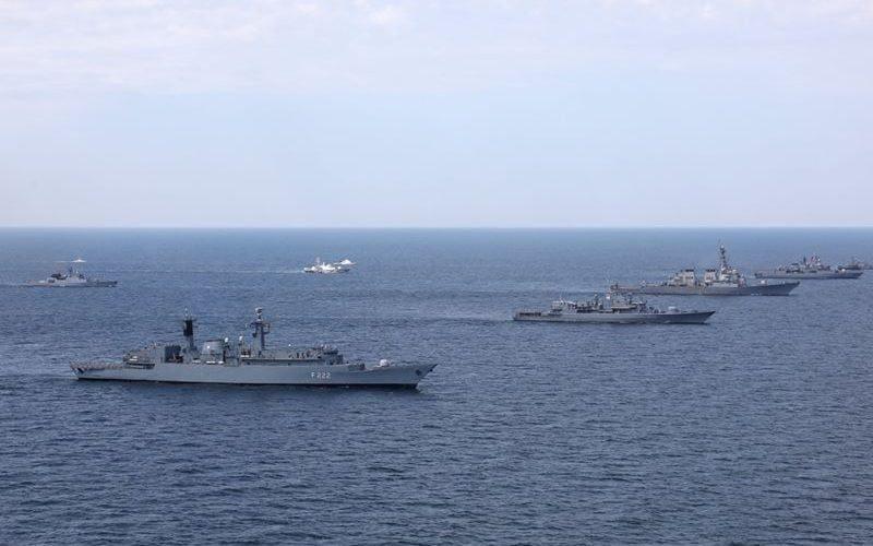 В портах и на каналах Черного моря ограничена лоцманская проводка — из-за учений ВМС