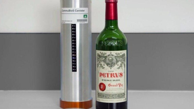 Во Франции продегустировали первое «космическое вино»