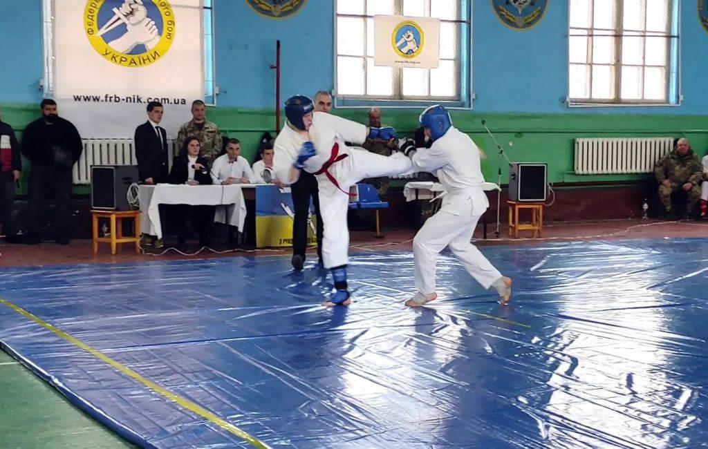 Николаевские десантники стали лучшими на чемпионате ДШВ по рукопашному бою (ФОТО) 1