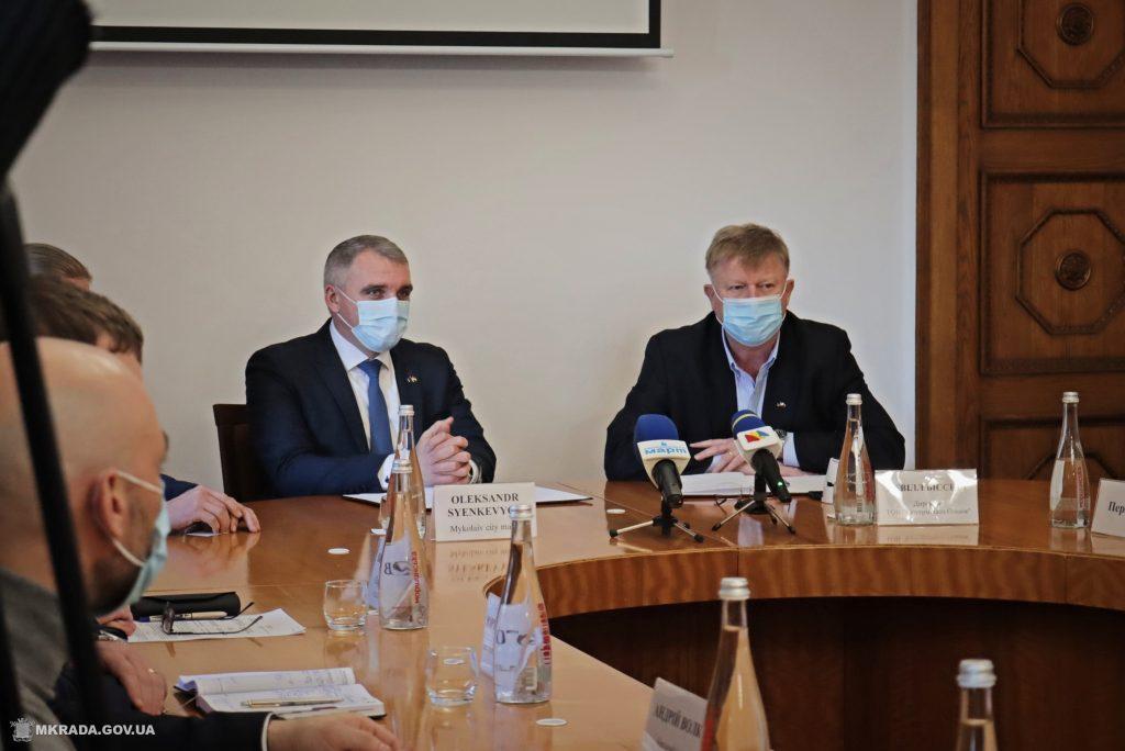 Николаев получит 80 млн грн на развитие инфраструктуры: подписан меморандум с QTerminals Olvia (ФОТО) 1