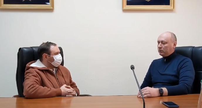 На флагшток, а стела с Государственным флагом – замгубернатора Николаевщины рассказал о совместном с горсоветом проекте (ВИДЕО)