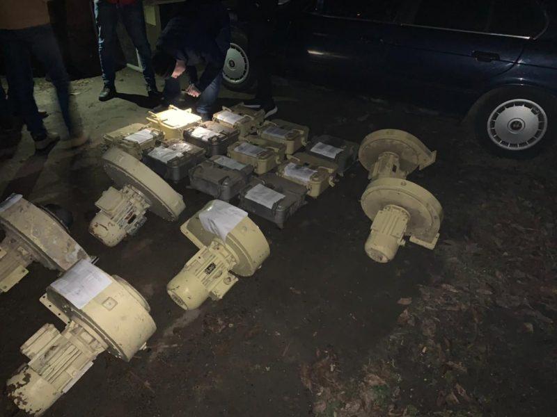 СБУ блокировала незаконную переправку корабельного оборудования в РФ, которую организовали жители Николаева (ФОТО)