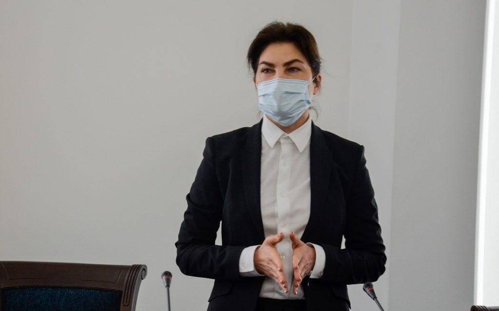 Венедиктова представила в Николаеве нового прокурора области (ФОТО) 1