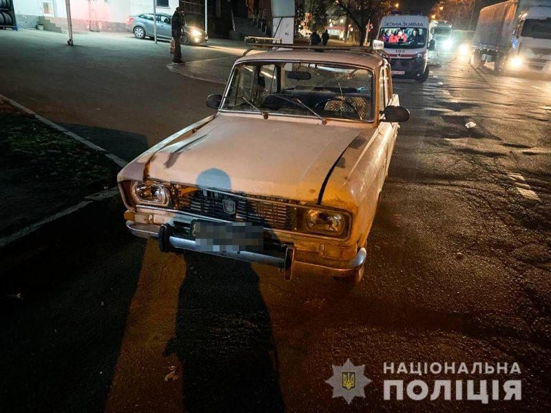 В Николаеве насмерть сбили пожилую женщину (ФОТО)