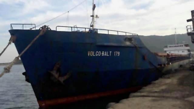 Крушение сухогруза с украинским экипажем. Опубликованы фамилии и видео инцидента (ВИДЕО)