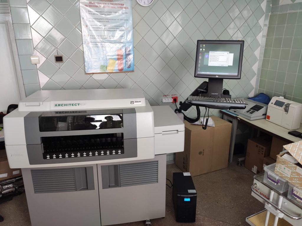 Родители умерших от рака крови детей оплачивают для Николаевской областной детской больницы современное оборудование (ФОТО) 3