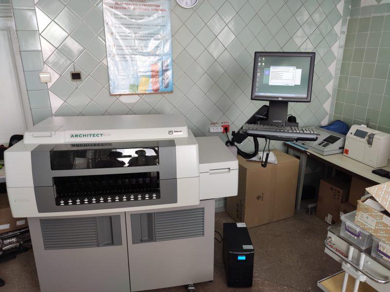 Родители умерших от рака крови детей оплачивают для Николаевской областной детской больницы современное оборудование (ФОТО)