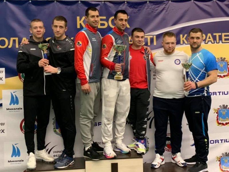 В Николаеве прошла битва за Кубок Николаевской области по каратэ (ФОТО)