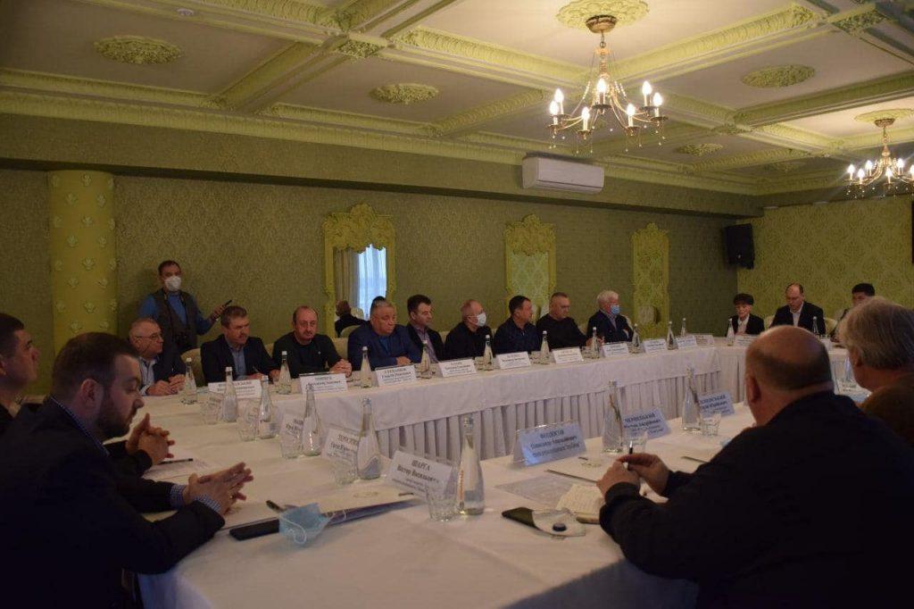 Глава облсовета Замазеева призвала николаевских аграриев к компромиссу между доходами и ответственностью (ФОТО) 1