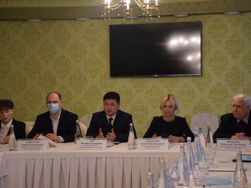 Глава облсовета Замазеева призвала николаевских аграриев к компромиссу между доходами и ответственностью (ФОТО)