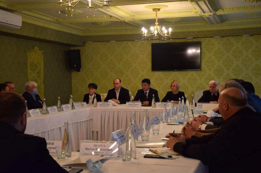 Глава облсовета Замазеева призвала николаевских аграриев к компромиссу между доходами и ответственностью (ФОТО) 5