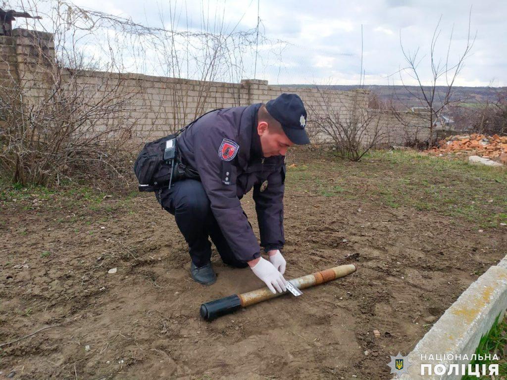 Боевую авиаракету случайно нашли в одной из школ Николаевской области (ФОТО) 1