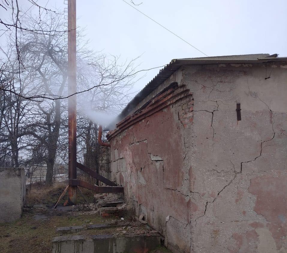 В Николаевской области на территории школы взорвался котел – под завалами оказался один человек (ФОТО) 5