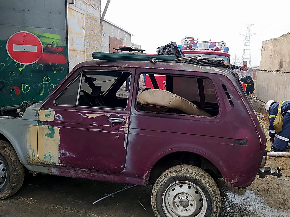 В Южноукраинске горел гараж, в Вознесенске – летняя кухня (ФОТО) 5