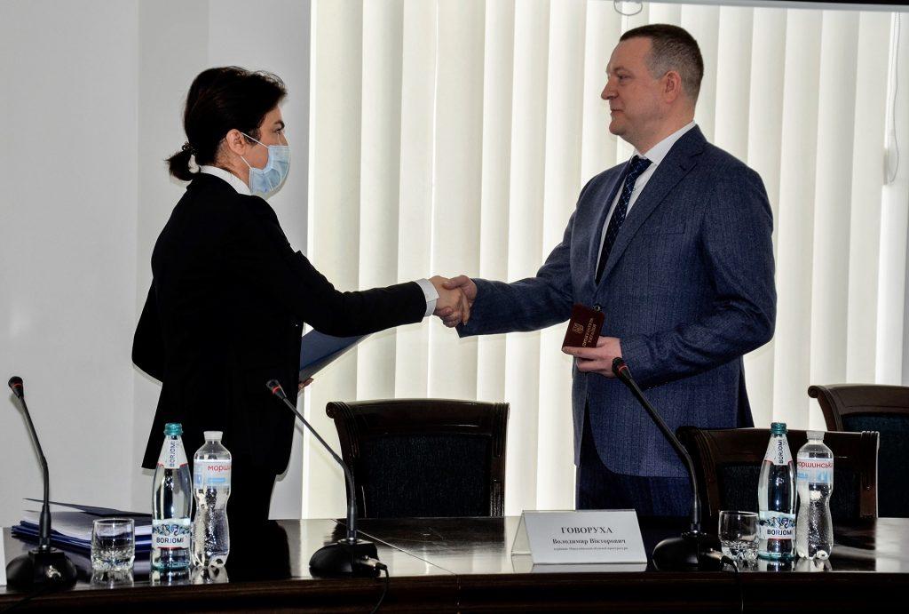 Венедиктова представила в Николаеве нового прокурора области (ФОТО) 3