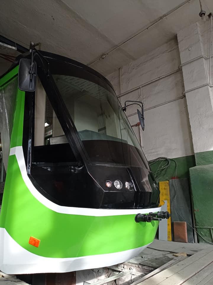 Первая пташка. Как на базе «КТМ-5» в Николаеве создают новый трамвай (ФОТО) 5