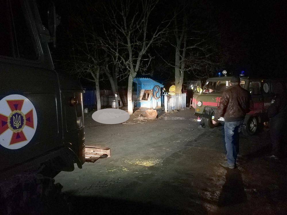 На Николаевщине из колодца достали тело 19-летнего парня (ФОТО) 1