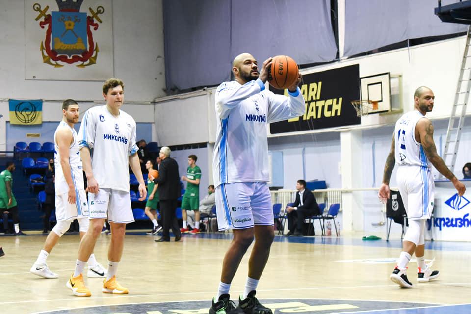 МБК «Николаев» подписал американского центрового и расторг соглашения с двумя игроками (ФОТО) 1