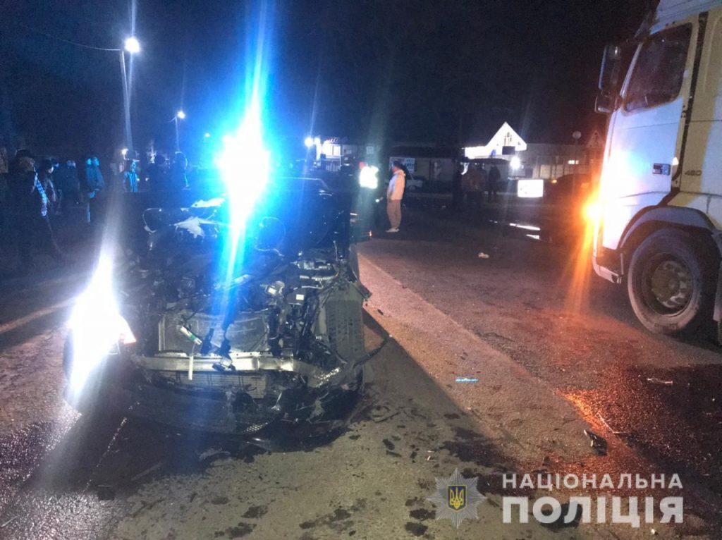 В Первомайске сотрудник полиции стал виновником тройного ДТП (ФОТО) 1