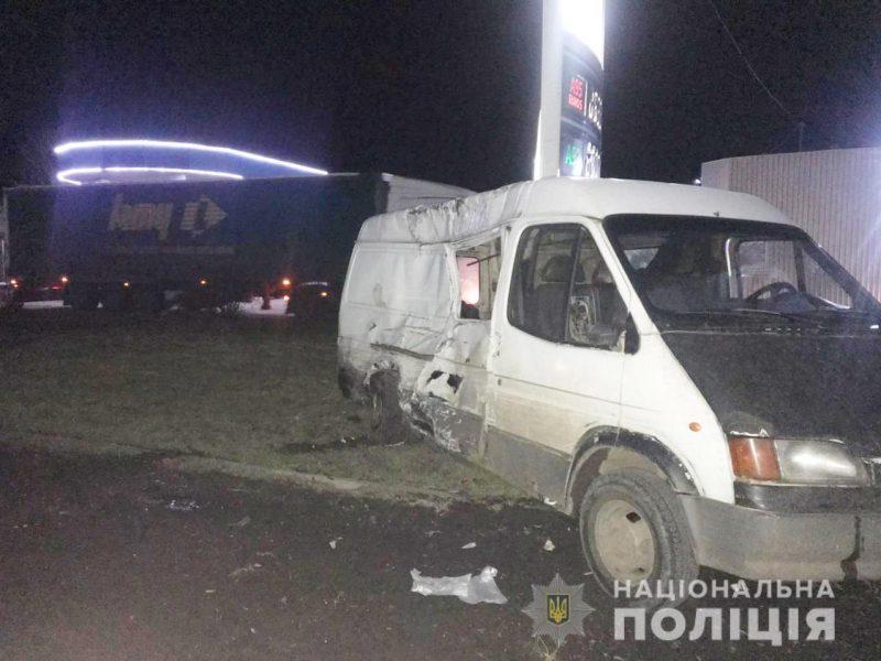 В Первомайске сотрудник полиции стал виновником тройного ДТП (ФОТО)