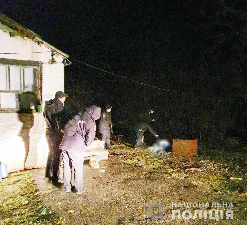 Убил кирпичом. В Вознесенском районе собутыльники не смогли договориться (ФОТО) 1