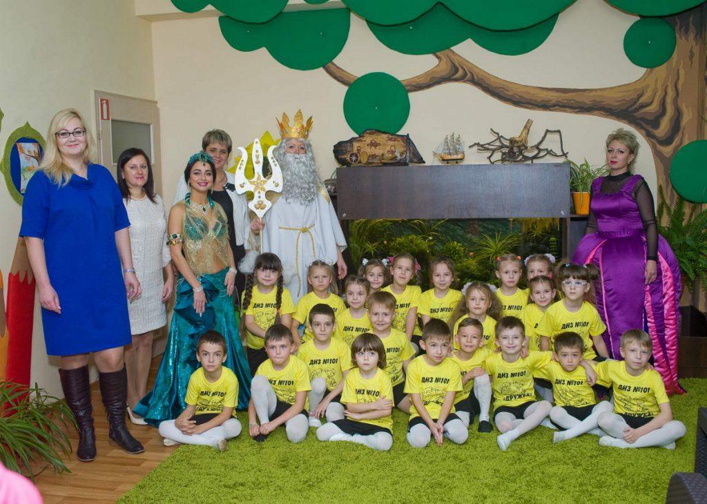 В рамках КСО-проекта «Сад мечты» НГЗ обустроил десятки игровых и спортивных площадок детских садов Николаева (ФОТО) 9