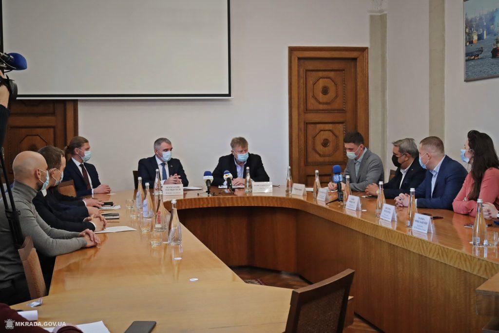 Николаев получит 80 млн грн на развитие инфраструктуры: подписан меморандум с QTerminals Olvia (ФОТО) 5