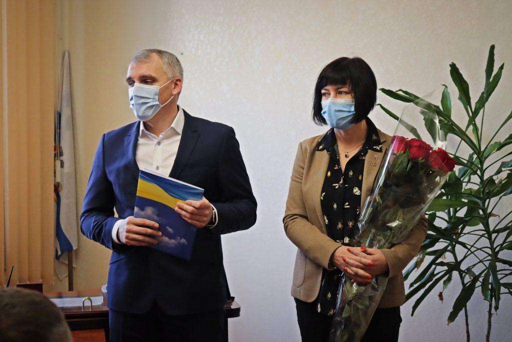 Николаевский роддом №1 возглавила Дарья Герман (ФОТО) 5