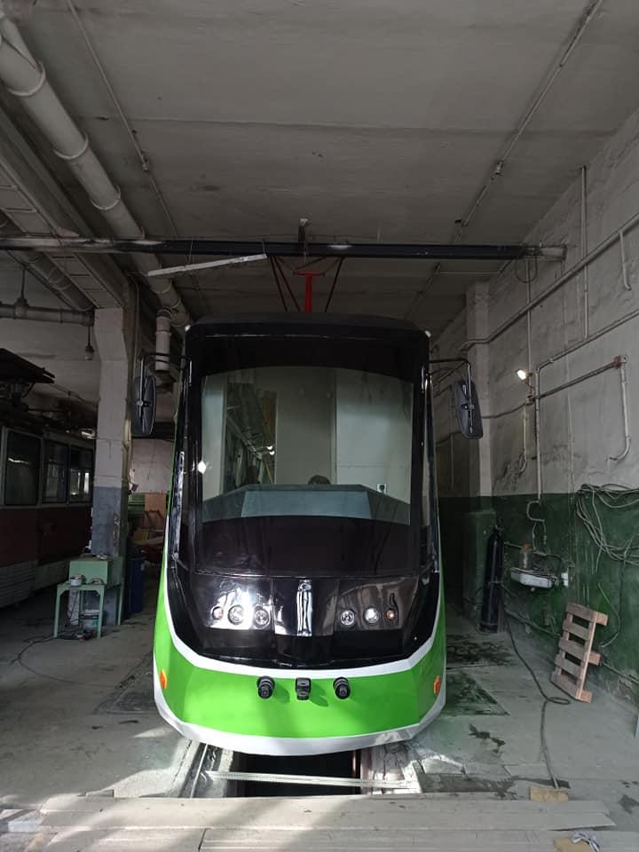Первая пташка. Как на базе «КТМ-5» в Николаеве создают новый трамвай (ФОТО) 7