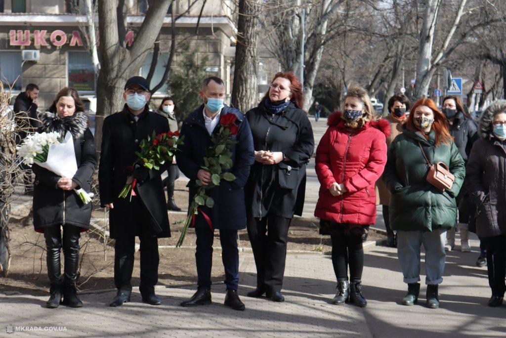 В Николаеве открыли мемориальную доску известному хормейстеру Светлане Фоминых (ФОТО) 5