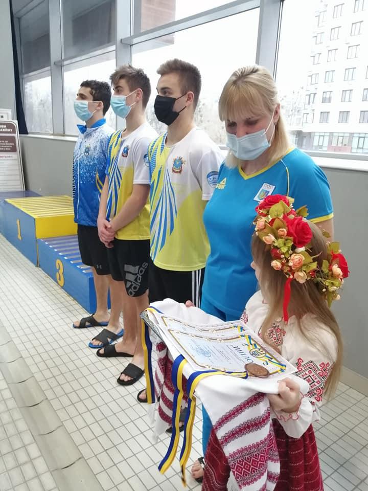 Кубок Украины по прыжкам в воду: на метровом трамплине николаевец Коновалов взял золото, а по прыжкам с 3-метрового трамплина весь пьедестал был «николаевским» (ФОТО) 5