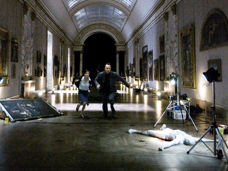 От «Кода да Винчи» до «Бриджертонов»: как музеи зарабатывают на кино
