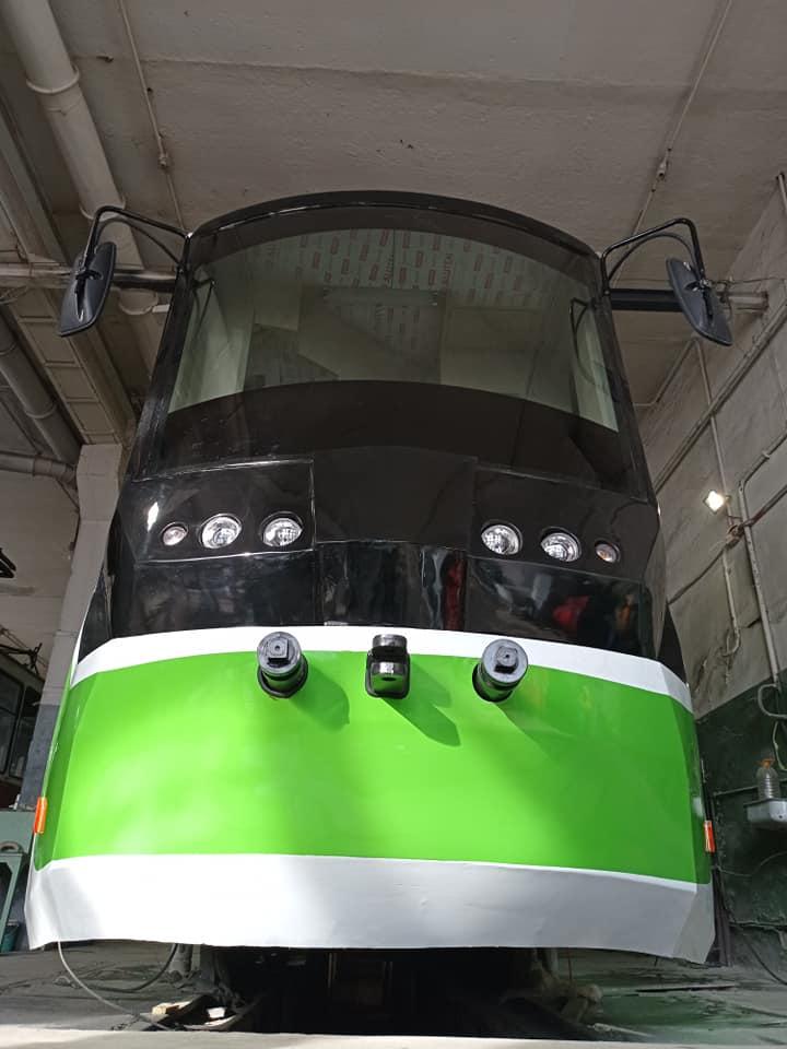 Первая пташка. Как на базе «КТМ-5» в Николаеве создают новый трамвай (ФОТО) 9