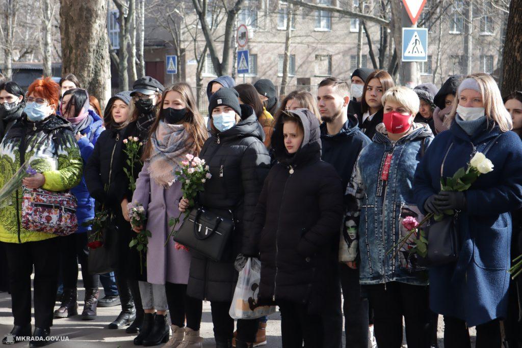 В Николаеве открыли мемориальную доску известному хормейстеру Светлане Фоминых (ФОТО) 7