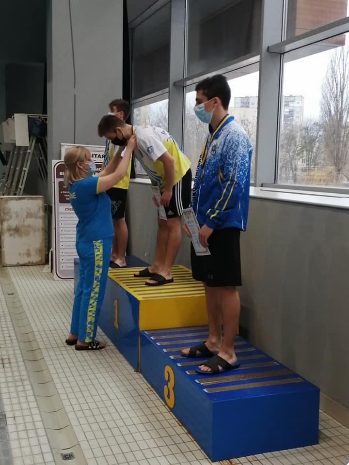 Кубок Украины по прыжкам в воду: на метровом трамплине николаевец Коновалов взял золото, а по прыжкам с 3-метрового трамплина весь пьедестал был «николаевским» (ФОТО) 7