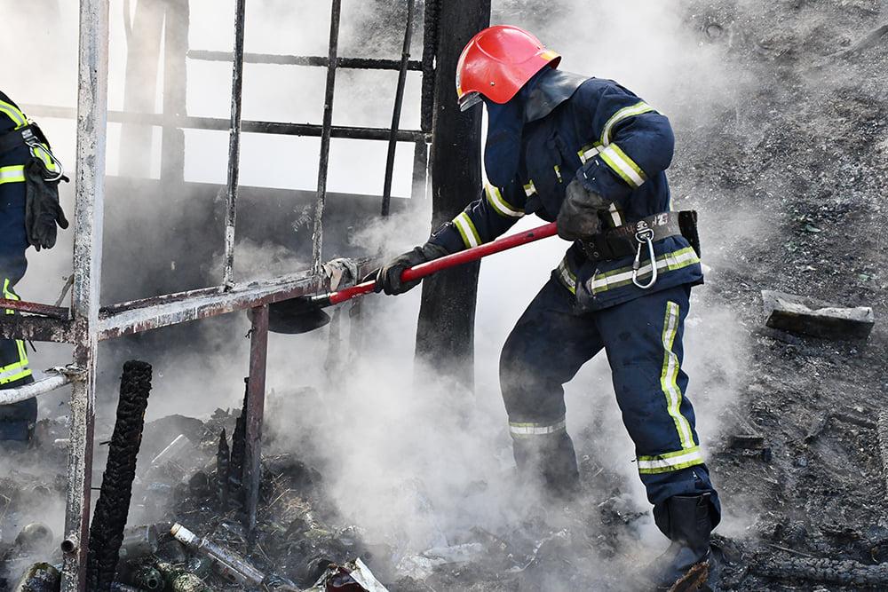 В Варваровке сгорели две хозпостройки (ФОТО) 7