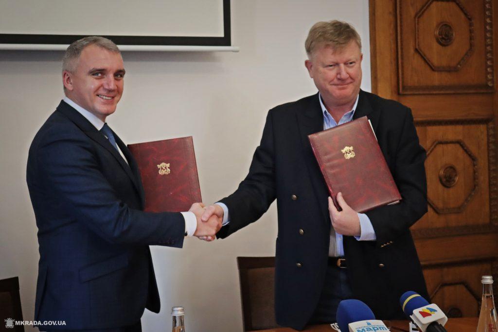Николаев получит 80 млн грн на развитие инфраструктуры: подписан меморандум с QTerminals Olvia (ФОТО) 7