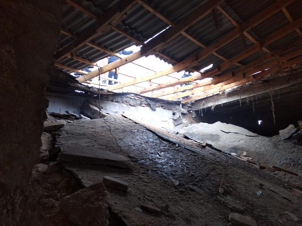 В Николаевской области на территории школы взорвался котел – под завалами оказался один человек (ФОТО) 9