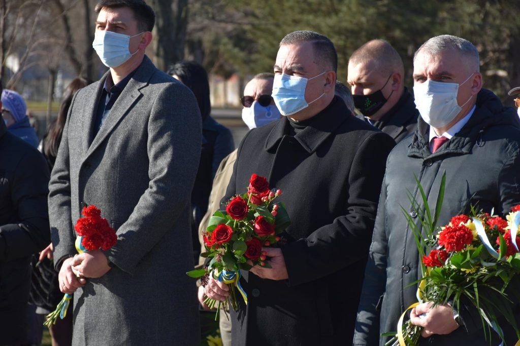 Николаевцы почтили память Кобзаря Тараса Шевченко (ФОТО) 9